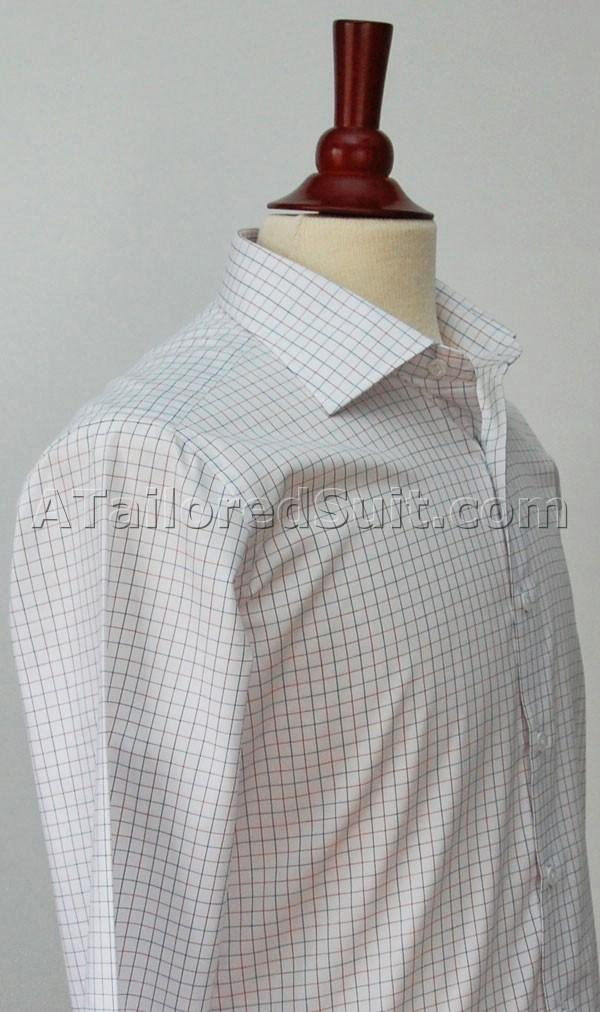 Check Custom Shirt