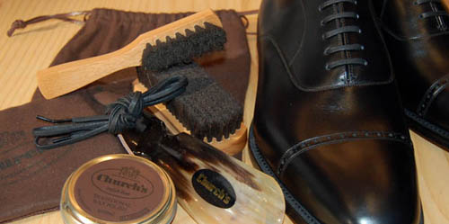 mens shoe shine kit