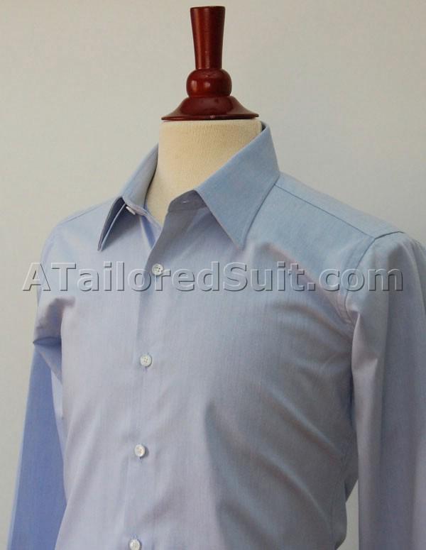 Custom Men's Dress Shirt