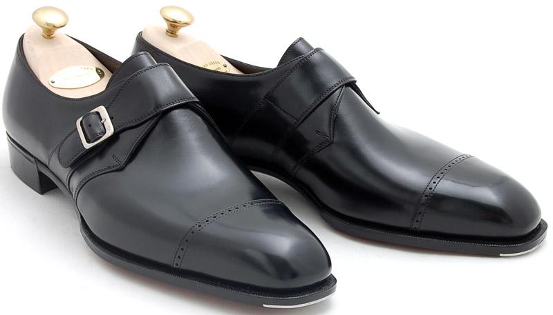 monk strap mens dress shoe
