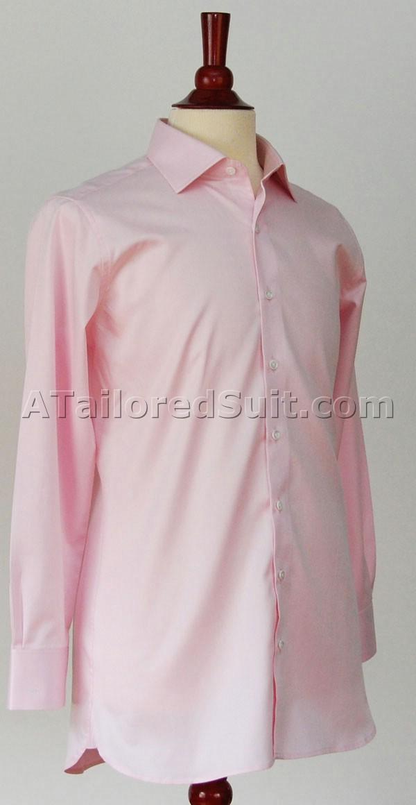 Pink Tailored Shirt