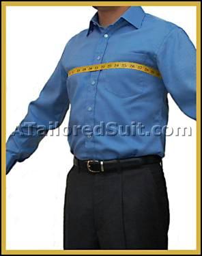 Male Chest Measurement