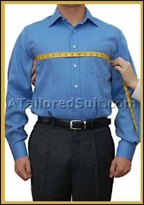 Front Chest Measurement