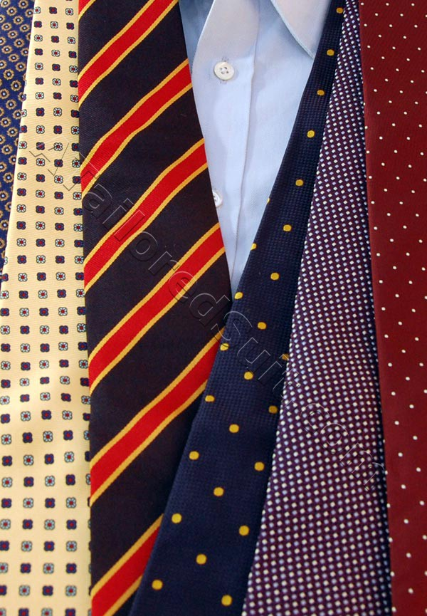 interview neckties