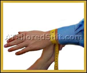 Male Wrist Measurement