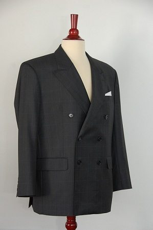 Men's Suits - Fabrics & Weaves
