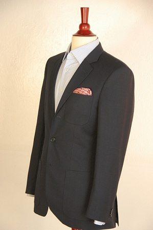 mens navy blue blazer jacket