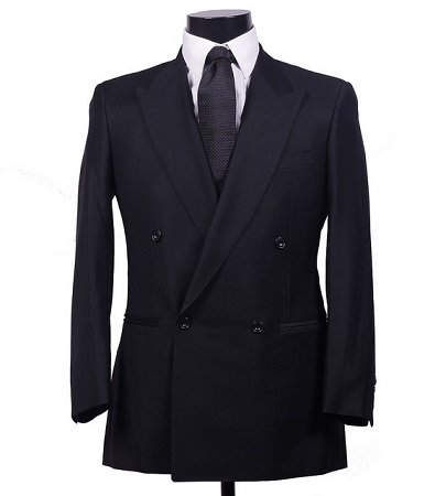 Color in Menswear | The Black Suit
