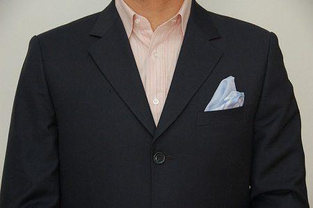 Men's Jacket Pocket Square