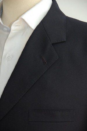 Mrey Men's jacket with Blue Stripes