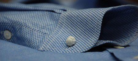 Men's Dress Shirt Knot Cuff