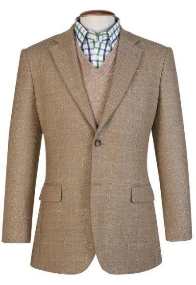 Taupe Suit Tie Tan – Khaki – Taupe Suit Intro