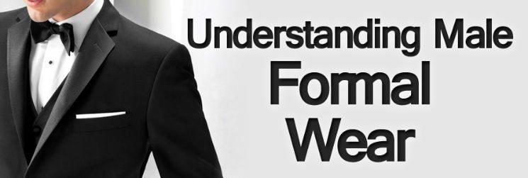 Mens-Black-Tie-Understanding-Male-Formal-Wear