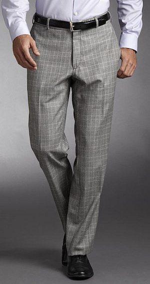 Men's Grey Pants