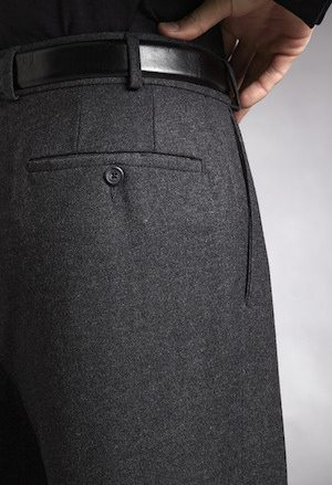Pocket on Pants